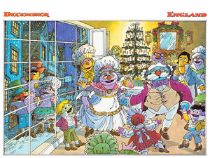 1978 calendar 12 December a