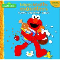 Elmo's Breakfast Bingo