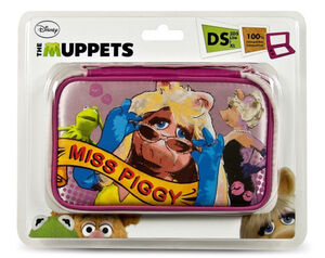 Nintendo-DS-Lite-i-XL-3DS-Case-TheMuppets-MissPiggy