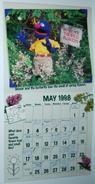 Sesame street calendar 1998 05