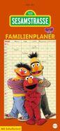Sesamstrasse family planner 2015