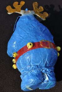 Thog ornament 1978 2