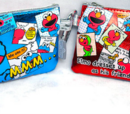 Sesame Street pencil cases (Sanrio)