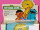 Sesame Street watches (LewCo)