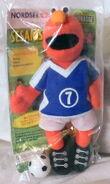 Nordsee 2006 sesamstrasse soccer toy