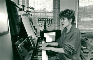 Rachel Portman 1986-10-21 photo