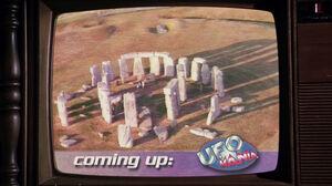 Stonehenge UFO Mania