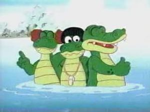 Stoogecrocodiles