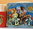 Fraggle Rock lunchboxes