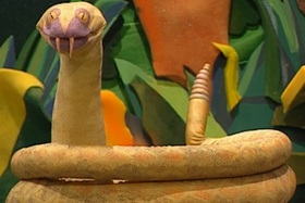 Victor the Rattlesnake