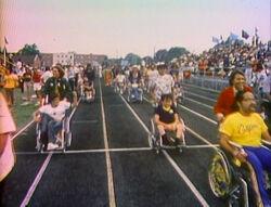 Wheelchairraces