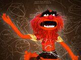 Animal photo puppet replica