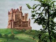 Count von Count's castle