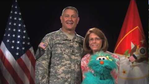 Happy Birthday, Army! From Sgt. Maj