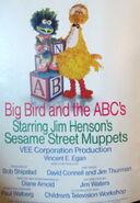 Sesame street live big bird and the abc's program 3