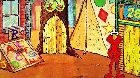 Sesamstraat- Elmo's Peuter Pretpark (1998) (PC)