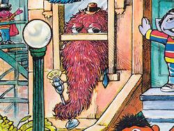 April Fools SSmag76 - Snuffy as Kermit