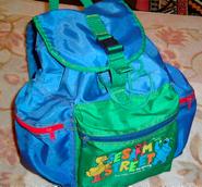 Backpackblue