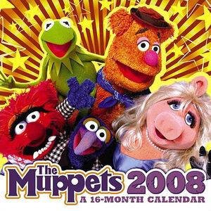 Calendar.muppets2008