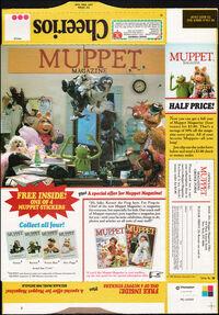 Cheerios muppet magazine 02