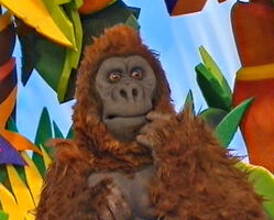 Gilda the Gorilla