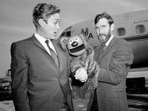 Jimmy Dean Rowlf Jim Henson