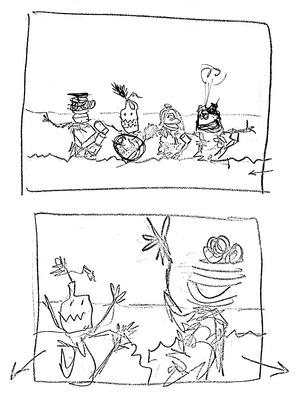 Keep US Beautiful storyboards