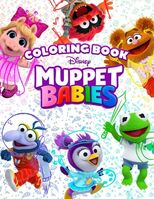 MuppetBabies-ColoringBook5