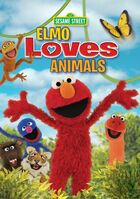 Elmo Loves Animals
