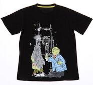 Cool club 2012 europe shirt beaker bunsen
