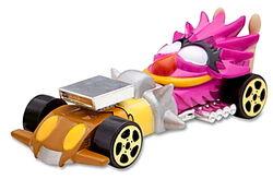 Disney racers animal