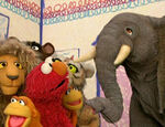 Elmo's World: Wild Animals