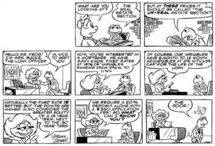 Gilchrist 1985-12-1 comic strip