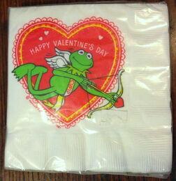 Hallmark napkins party valentine