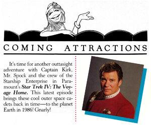 Janice reviews Star Trek IV