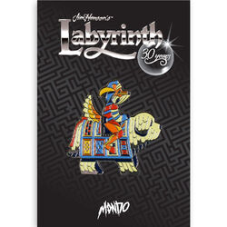 Mondo Labyrinth pin SirDidymus packaging