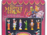 Muppet 3-D Chess Set