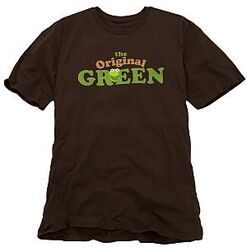 TheOriginalGreenTshirtMen