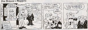 The Muppets comic strip 1982-04-23