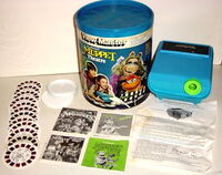 View-master 1980 muppet theatre projector 2
