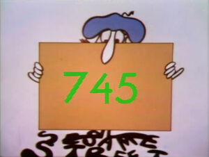 0745 00