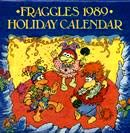 1989 fraggle rock holiday calendar