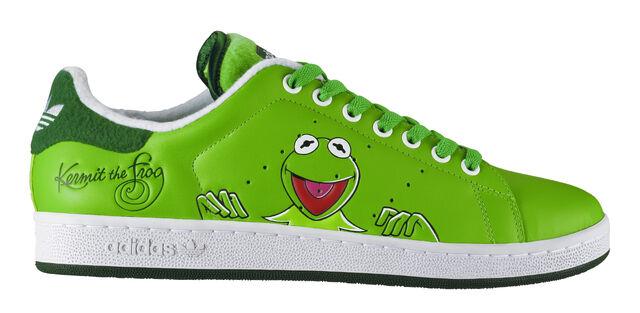 adidas g4 stan smith adicolor kermit edition