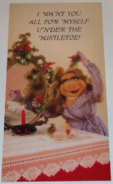 Hallmark 1982 christmas card 1