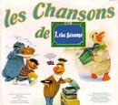 Les Chansons de 1, Rue Sésame