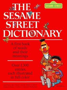 SesameStreetDictionary
