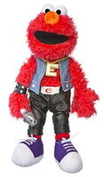 Sesame place plush elmo rocks 16