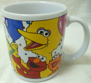 Sesame street general store mug 25 wonderful years anniversary 3