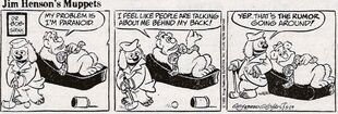 The Muppets comic strip 1982-05-29