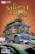 The Muppet Show Comic Book: On the Road